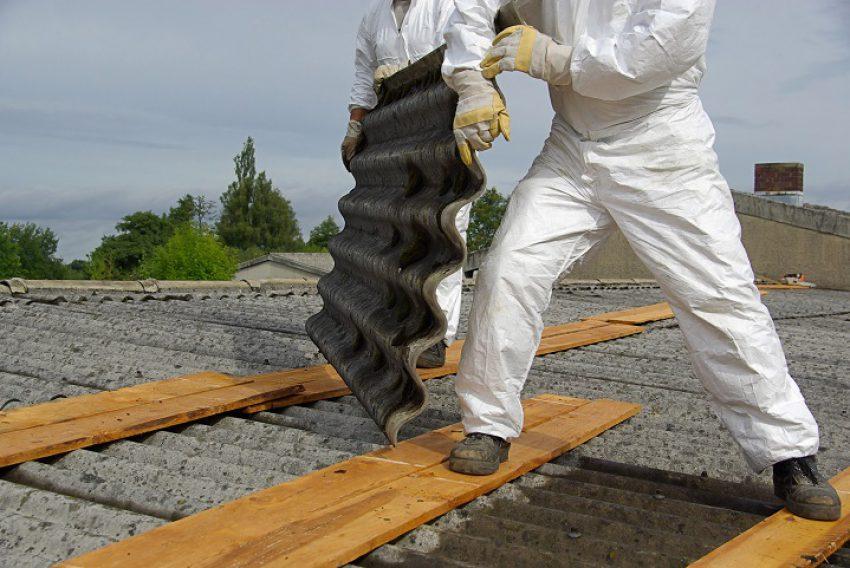 Sanering asbestdaken: in 2017 € 10 miljoen euro extra beschikbaar