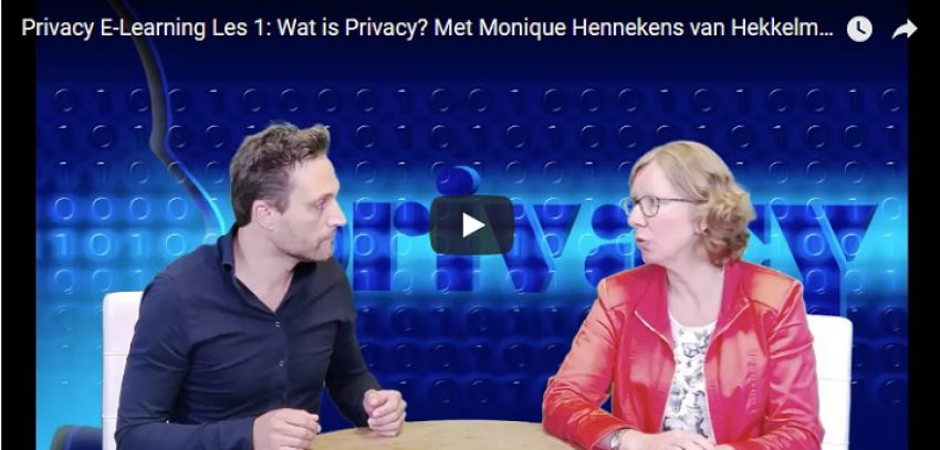 E-learning privacy voor arbeidsmobiliteit
