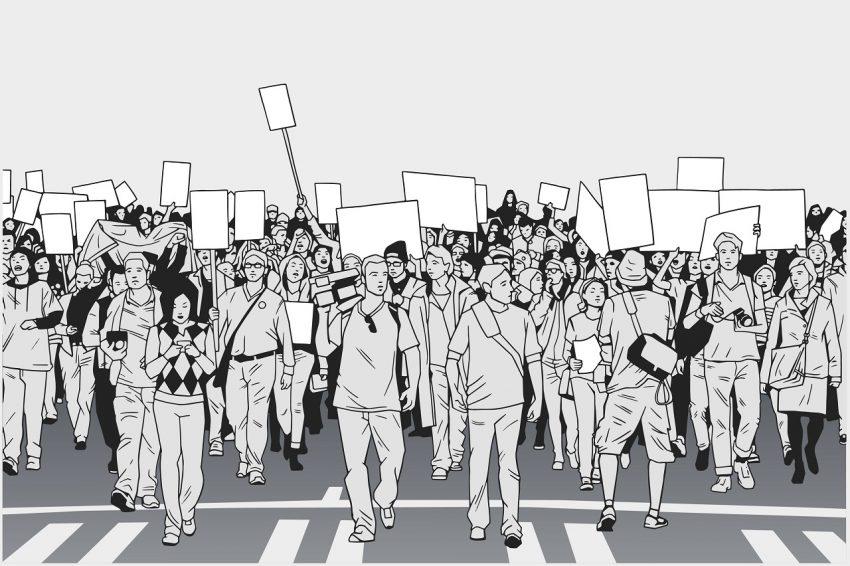 Afbeelding voor Demonstranten mogen ingang PI Vught niet blokkeren