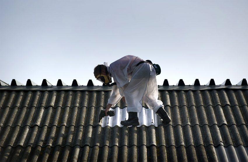 Sanering asbestdaken: in 2016 € 10 miljoen euro subsidie beschikbaar