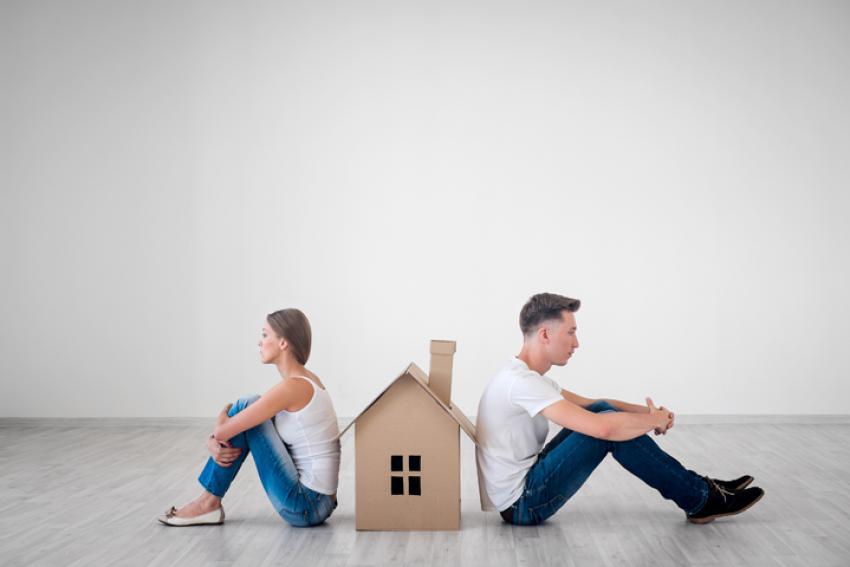 Valkuilen voor makelaars: echtscheiding