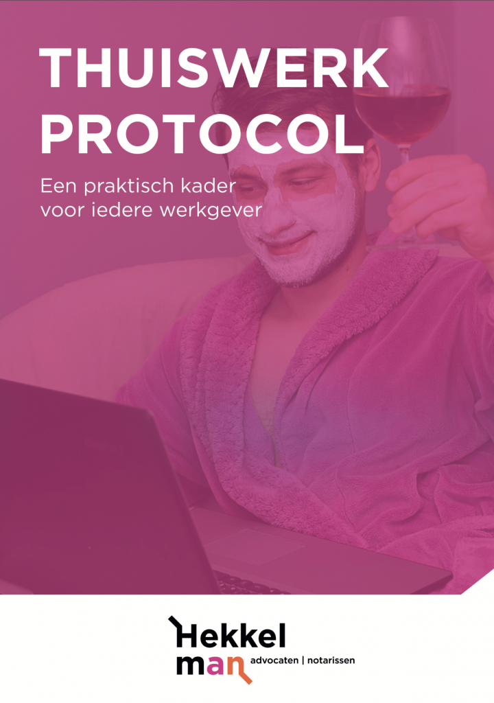 Thuiswerkprotocol